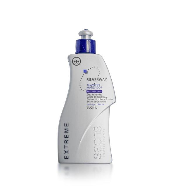 Shampoo Matizador Silver Way