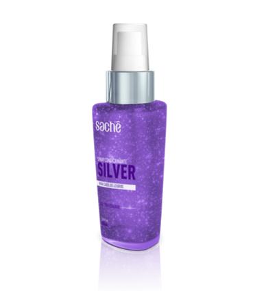 Fluído Finalizador Silver Blond